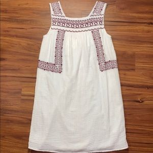 New BeachLunchLounge smock dress cover up